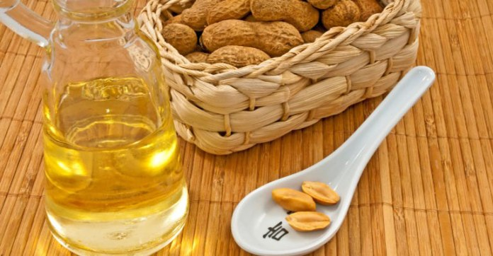 groundnut oil benefits