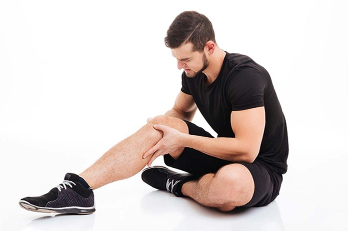 knee pain treatment at home