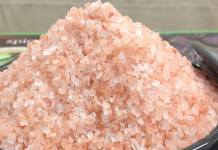 benefits of rock salt