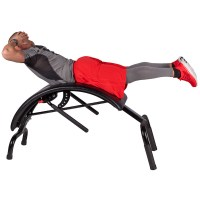 Deluxe Backwave Traction Bench  Back Inversion Table ...