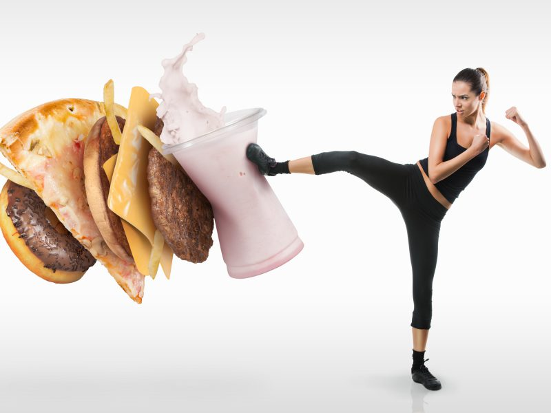6 ways to break free from junk food addiction