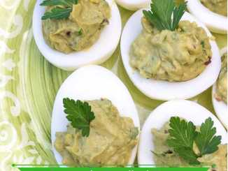 Avocado Deviled Eggs Recipe