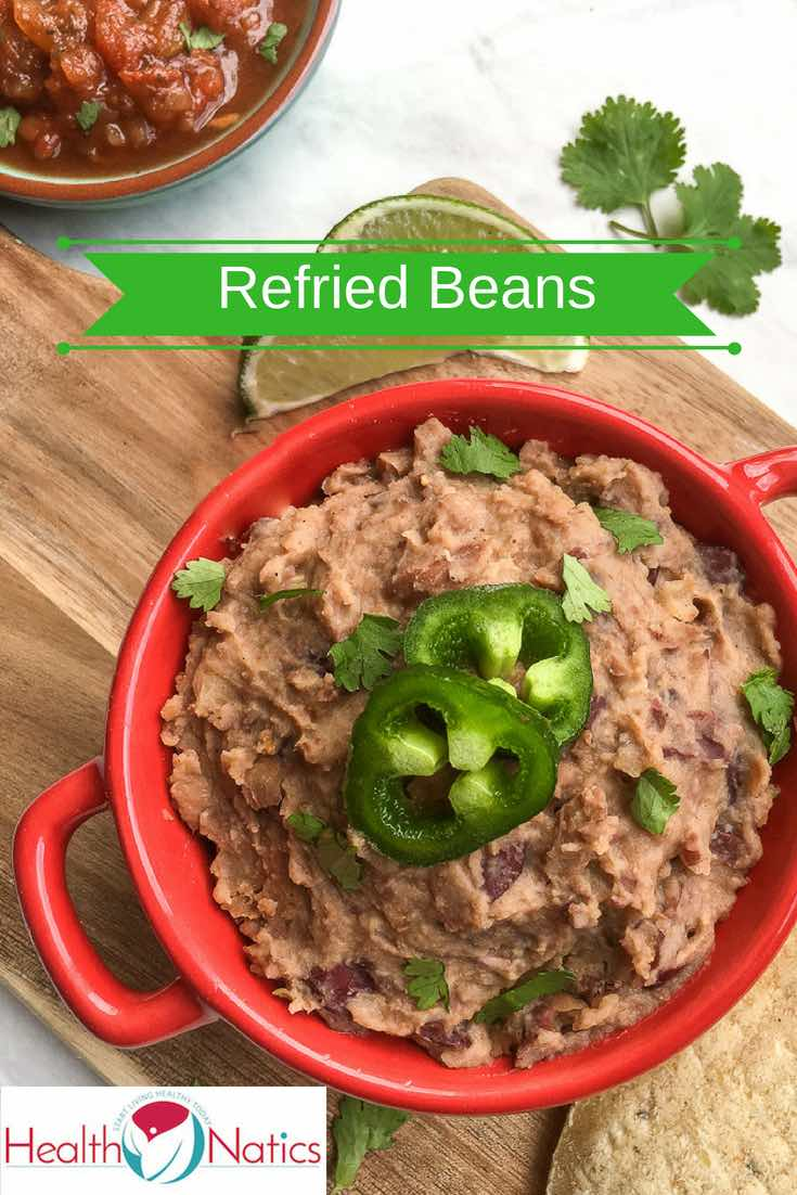 Easy Mexican Refried Beans Recipe