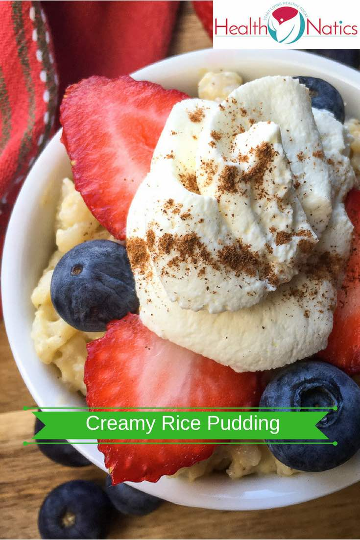 Creamy Rice Pudding Recipe (INSTANT POT)