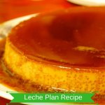 How To Make Leche Flan (RECIPE TAGALOG VIDEO)