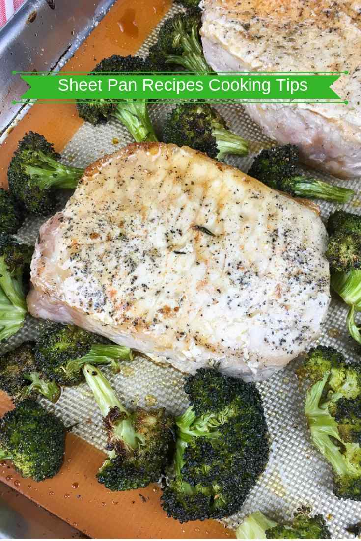 Sheet Pan Recipes Cooking Tips
