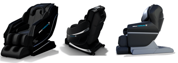 massage chairs reviews lafuma zero gravity chair top 3 medical breakthrough models 2018 review