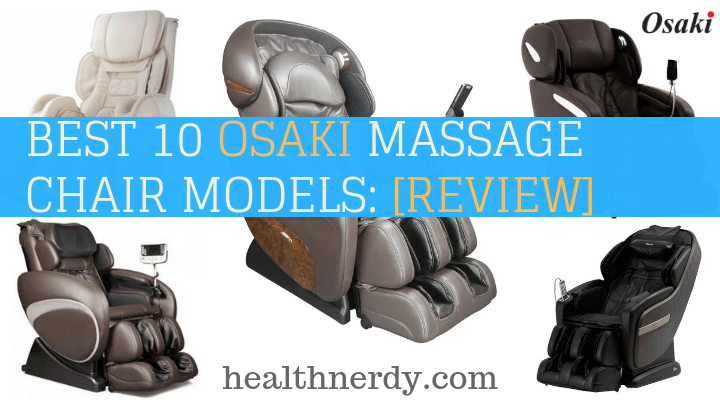 osaki massage chair dealers armless office uk 10 best models review 2018 alternatives worth reviewing in