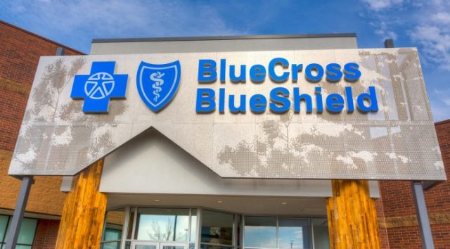 bigstock Blue Cross Blue Shield Exterio 178036366 696x385 - Blue Cross Blue Shield pays your doctor a $40,000 bonus for fully vaccinating 100 patients under the age of 2