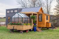 Meet the tiny mobile home that comes equipped with a tiny