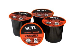 Organic Colombian Coffee Pods - 24ct.