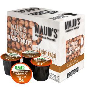 24 Hazelnut Coffee Pods Trial
