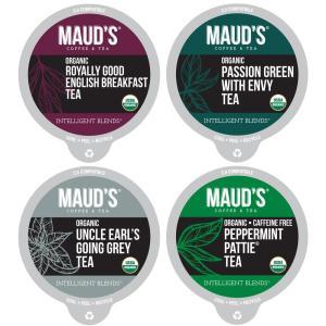 Organic Tea Pods Variety Pack - 96ct.