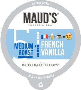 French Vanilla Coffee Pods