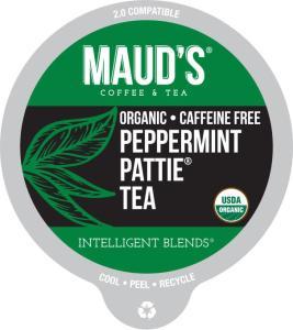 Organic Peppermint Pattie