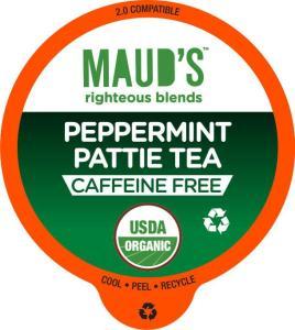 Organic Peppermint Pattie - 24ct