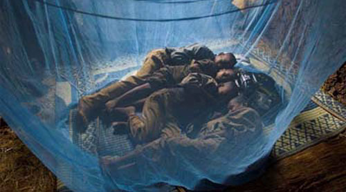 When the malaria season approaches, the video clip about bed nets and how to deal with fevers can help prevent the death of children and prevent complications in women who are pregnant.
