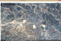 Georeferenced In Google Earth