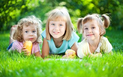 Teaching Children to be Healthy