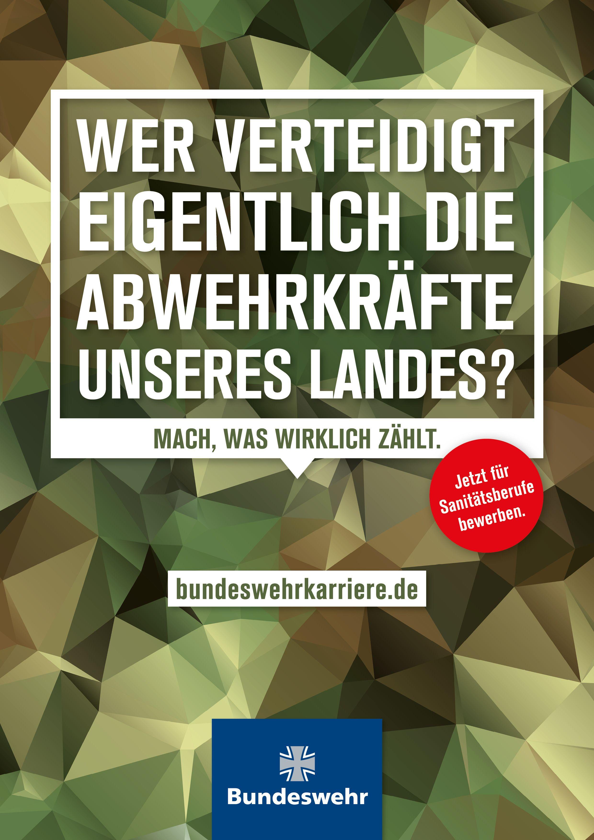 Retter In Grün ärzte Recruiting Bei Der Bundeswehr