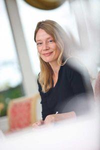 Christina Kempkes, Pink Ribbon Deutschland © Darren Jacklin
