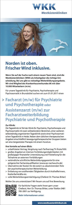"""BIG CAMPAIGN: """"Norden ist oben"""", von Westküstenklinikum Brunsbüttel und Heide gGmbH/AWS Personalmarketing GmbH"""