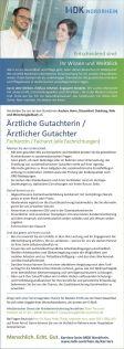 """BIG WORDS: """"Ärztlicher Gutachter"""", von MDK Nordrhein/Westpress Agentur für Personamarketing"""