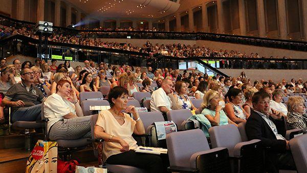 Rund 900 Teilnehmer waren bei der Sommerakademie 2017 dabei.