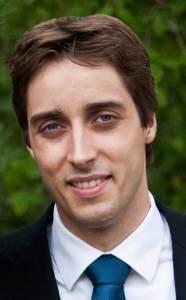 Robot-Doktor: Dr.-Ing. Matthieu P. Schapranow beschäftigt sich mit der Aufbereitung von Daten.