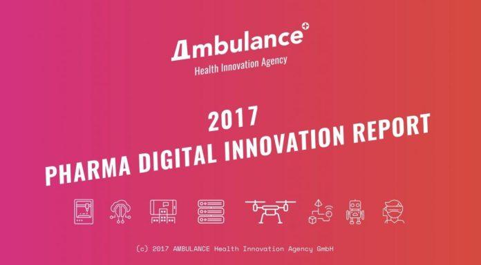 Ambulance hat den 2017 Pharma Digital Innovation Report veröffentlicht