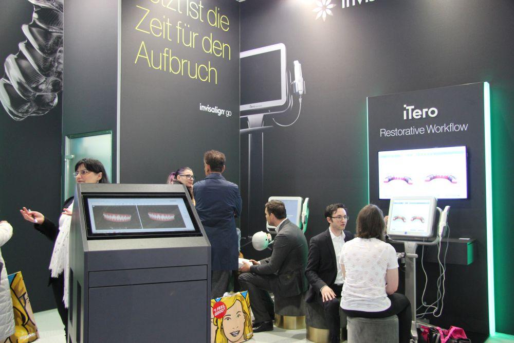 Messestand Align id Berlin 2018