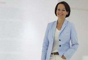 Dr. Dorothee Brakmann setzt sich bei Janssen für die Disease Interception ein
