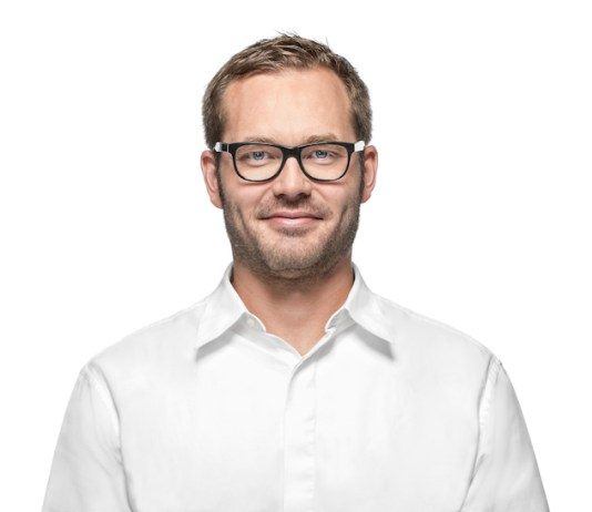 Porträt Florian Hunger-Reichardt, Director Digital Transformation bei MSD