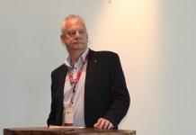 Winfried Krenz, Beiratsmitglied und RX-Jurypräsident beim COMPRIX 2019 und Mitbegründer des COMPRIX CAMPUS. ©Thomas Bittera