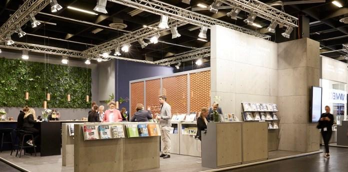 Der Stand des Deutschen Ärzteverlags auf der IDS, ©Deutscher Ärzteverlag/Verena Galias