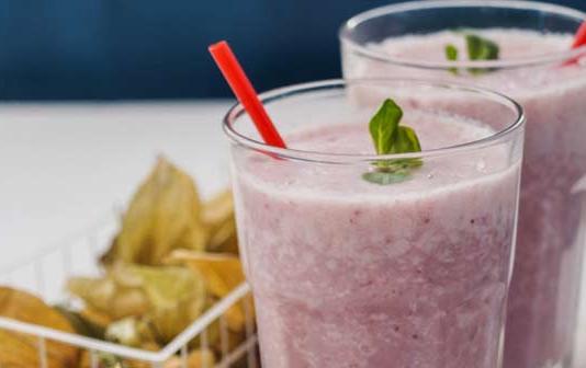 natural healthy shakes