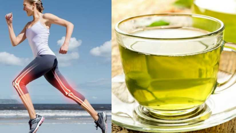 Green Tea for bone health