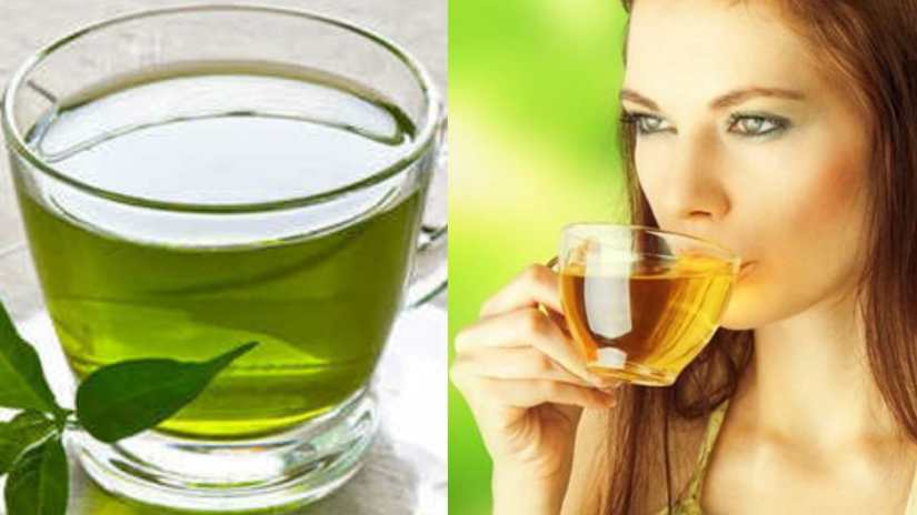 Green Tea Benefits in Hindi