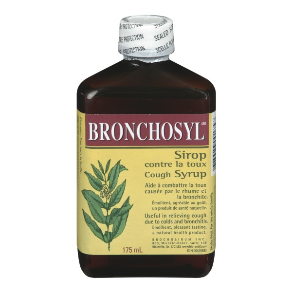 Buy Bronchosyl Syrup in Canada - Free Shipping   HealthSnap.ca