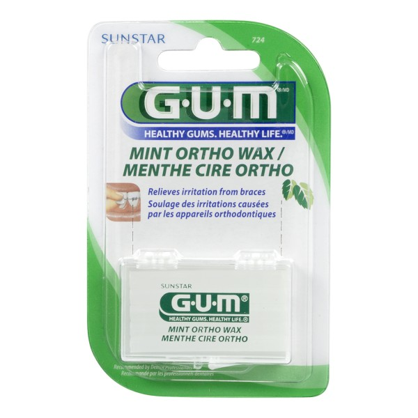 Buy GUM Orthodontic Wax in Canada - Free Shipping ...