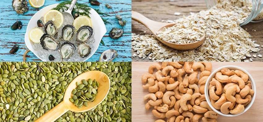 36 Foods High In Zinc  Healthsomeness