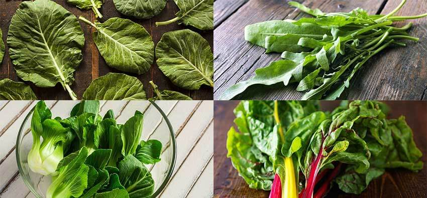 27 vegetables high in calcium  Healthsomeness