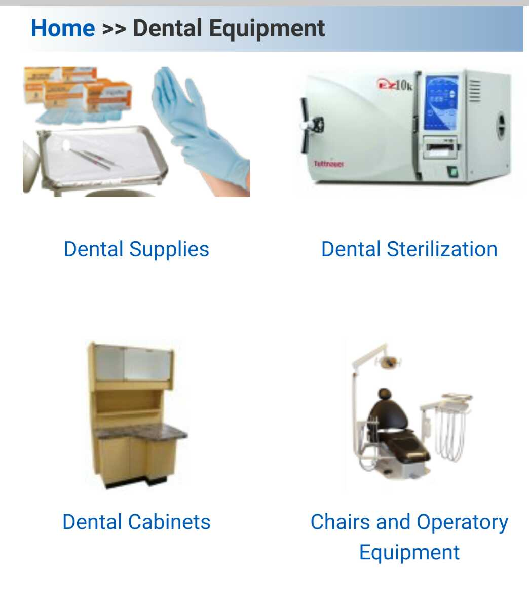 The 8 best essential dental equipment for your dental offices