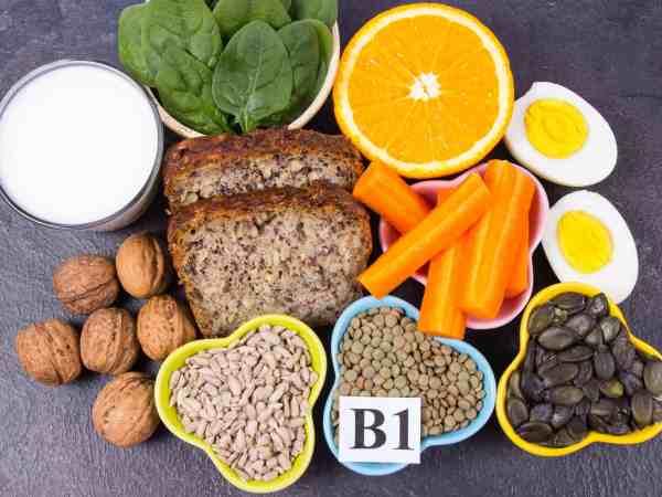Cibi con vitamina B1