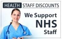 Medical Staff Discounts