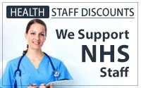 NHS discounts website