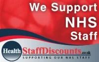 NHS discounts uk