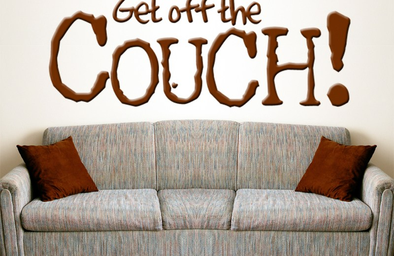 Get Off the Couch – Tips for Getting in Shape Without Overdoing It