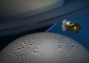 NASA Spacecraft has been piloted between the rings of Saturn and Saturn itself with success