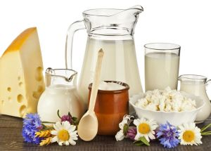 Dairy Products Will Not Affect Your Health